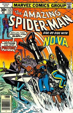 Spider-Man # 171 August 1877