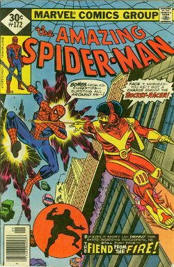 Spider-Man # 172 September 1977