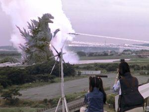 Godzilla (Gojira in Japan)