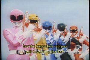 Major Series: Super Sentai (Power Rangers in the U.S.)