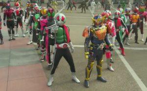 Kamen Rider (Masked Rider in the U.S.)