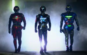 Metal Heroes (VR Troopers and Beetleborgs in the U.S.)
