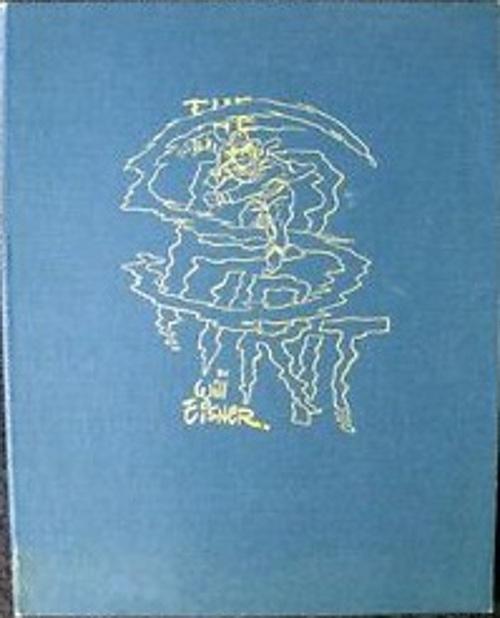 1977 Will Eisner's The Spirit Portfolio