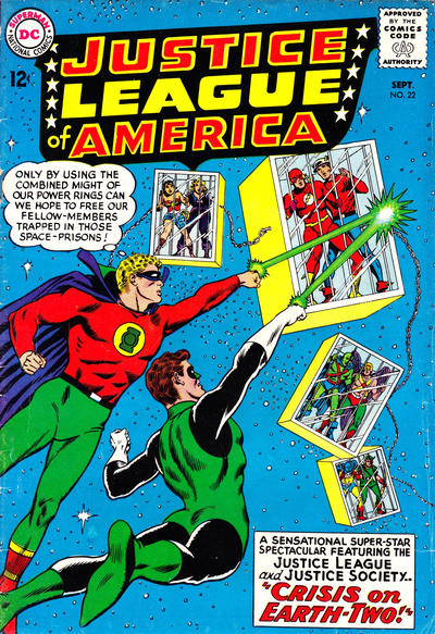 Justice League of America # 22 September 1963