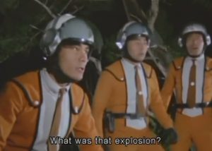 Science Patrol uniforms are pretty dorky looking.