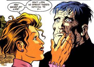 Eloise Edge meets Superman.