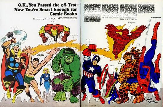 Marvel Esquire Magazine September 1966
