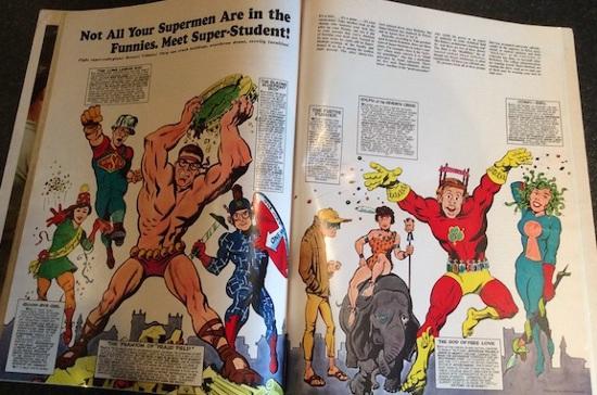 09-66 Esquire Magazine pages 118 & 119