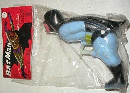 1966 Batman water gun in the package