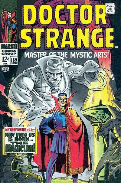 Doctor Strange # 169 June 1968