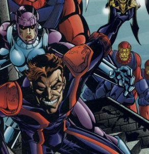 Will Magnus, Creator of the Sentinels/Brother of Magneto
