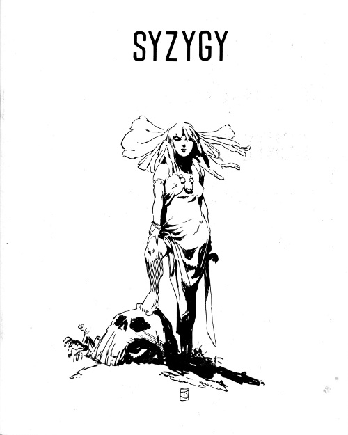 Syzygy # 1 dated September 1974