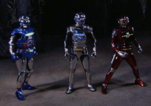 the all-new Shadier, Gavan, and Sharivan.