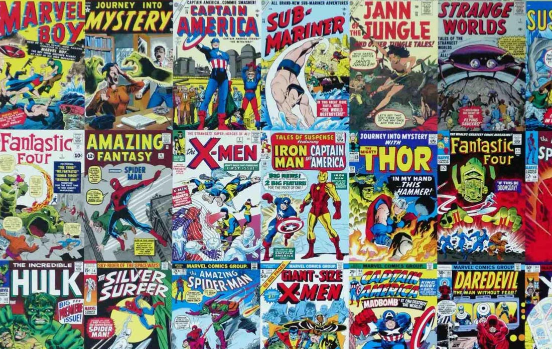 best place to sell old comic books and colelctions