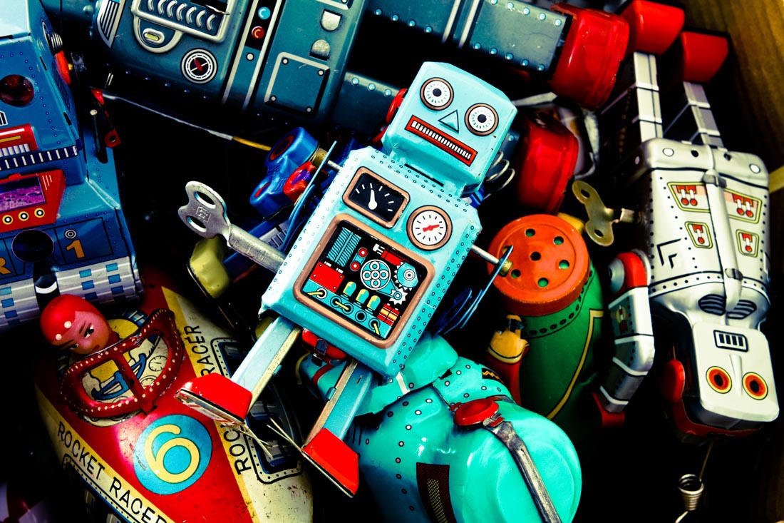 Sell Your Collectible and Vintage Toys for Cash