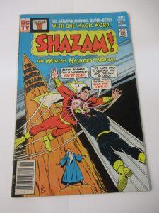 Shazam Captain Marvel Fights Black Adam Key Issue