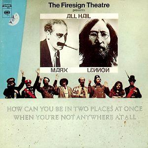 Firesign Theater Album Cover